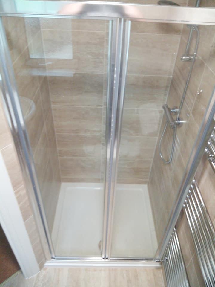 Bathroom Renovation Process